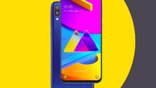 Samsung Galaxy M10s launched in India: Price, features, specifications