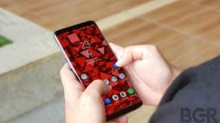 Samsung Galaxy S9+ update rolling out with the latest Android security patch