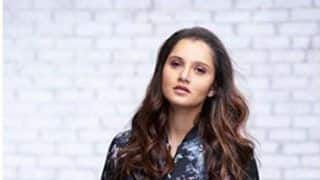 Sania Mirza Posts Workout Regime on Instagram