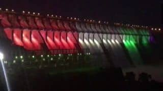 Sardar Sarovar Dam Lit Ahead of PM's Visit, Celebrations Begin in Parts of India
