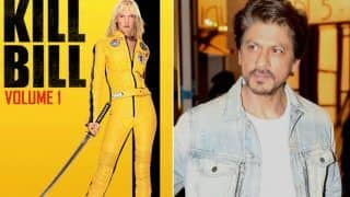 Shah Rukh Khan in Anurag Kashyap-Nikhil Dwivedi's Action Film Based on Hollywood Classic Kill Bill?