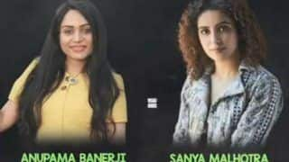 Shakuntala Devi Biopic: Sanya Malhotra to Play Vidya Balan's Daughter