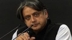 Sunanda Pushkar Death Case: Shashi Tharoor Seeks Permission to Travel Abroad