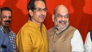 Maharashtra Assembly Elections 2019: BJP to Offer 124 Seats to Shiv Sena, Say Reports