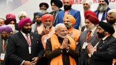 Modiji, we Are With You,    Sikh Delegation Tells PM Modi in Houston