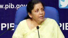 Cabinet Approves Ban on E-Cigarettes, E-Hookahs: Nirmala Sitharaman