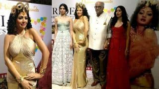 Boney Kapoor Tears up at Unveiling of Sridevi's Wax Statue at Madame Tussauds Singapore - Viral Video