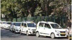 दिल्ली-NCR में ट्रांसपोर्टरों की हड़ताल से जनजीवन प्रभावित, स्कूल करने पड़े बंद, वाहनों के लिए लोग परेशान