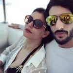 Sushmita Sen's Hot Picture With Beau Rohman Shawl is Your Vacation Selfie-Goal