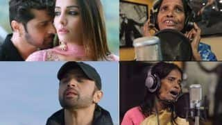 Internet Sensation Ranu Mondal's Song Teri Meri Kahani With Himesh Reshammiya is Out – Watch Here
