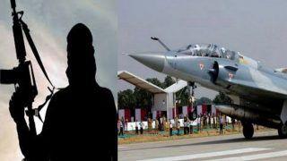 जैश-ए-मोहम्मद के 8-10 फिदायीन आतंकी एयरफोर्स के ठिकानों को बना सकते हैं निशाना, अलर्ट जारी