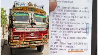 ओडिशा में टूटा चालान का अब तक का रिकॉर्ड, ट्रक पर लगा 6.53 लाख का जुर्माना