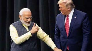 PM Narendra Modi-President Donald Trump Set to Hold Bilateral Meet