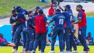 Dream11 Team United States of America vs Papua New Guinea Tri-Nation One Day International Series 2019 - Cricket Prediction Tips For Today's ODI Match 1 USA vs PNG at Central Broward Regional Park (CBRP) Stadium Turf Ground in Lauderhill, Florida
