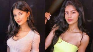 Varun Dhawan's Niece Anjini Dhawan is The Latest Internet Sensation, Hot Pics Prove She is No Less Than Ananya Pandey And Tara Sutaria