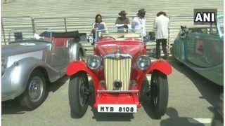 'रॉयल क्लासिक डासरा ड्राइव' में शामिल हो रहे देश के सबसे पुराने वाहन, चर्चा में माउंटबेटन की कार