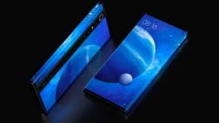 Xiaomi Mi MIX Alpha with a wraparound display, 108MP camera, 5G connectivity launched