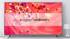 Xiaomi Mi TV 4X का 65-inch 4K HDR पैनल भारत में 54,999 रुपये की कीमत में हुआ लॉन्च
