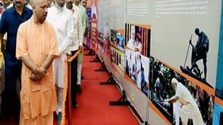 Narendra Modi Birthday: Exhibition on PM's Achievements Organised at Lucknow BJP HQ
