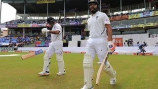 Rohit Sharma, Mayank Agarwal Become Only The Third Indian Opening Pair add 300 plus Partnership Runs