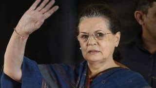 Sonia Gandhi's Rally in Haryana's Mahendragarh Cancelled at Last Minute, Rahul to Replace Her