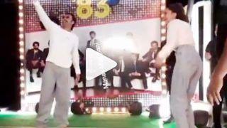 दीपिका पादुकोण की बॉलिंग पर रणवीर सिंह ने मारा छक्का, ऐसा क्रिकेट मैच पहले नहीं देखा होगा