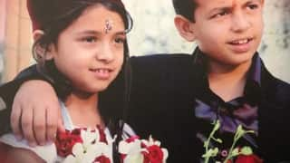 Throwback Thursday: Smriti Irani Shares an Adorable Picture of Her Kids With a Hilarious Caption