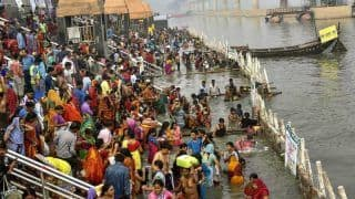 22 Ghats Declared as 'Dangerous' As Patna Gears up For Chhath Puja