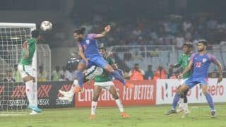 FIFA World Cup Qualifiers: Adil Khan Scores as India Earn Hard-Fought 1-1 Draw Versus Bangladesh