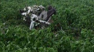 Telangana: 2 Trainee Pilots Killed After Cessna Aircraft Crashes at Vikarabad