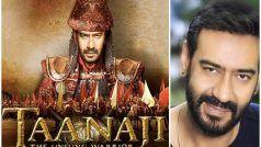 'तानाजी' की तैयारी करते वक्त मराठा इतिहास के बारे में जाना: अजय देवगन