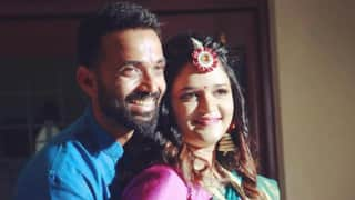 Ajinkya Rahane Becomes Father, Wife Radhika Delivers Baby Girl