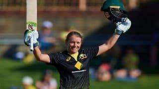Alyssa Healy's Dance Moves During Live Match Against Sri Lanka Women Will Leave You in Splits | WATCH VIDEO