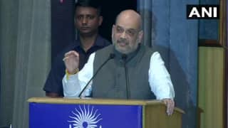 'Govt Extensively Working Towards Protecting Human Rights,' Says Amit Shah