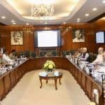 Home Minister Amit Shah Reviews Border Security With DG, MHA Officials