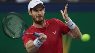 Andy Murray Recovers After Dropping a Set to Win Shanghai Masters Opener