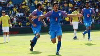 We Are Learning A New Style of Football Under Igor Stimac: Anirudh Thapa