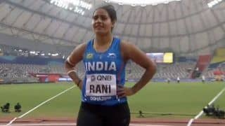 IAAF World Athletics Championships 2019: Annu Rani Finishes 8th in Javelin