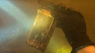 Apple iPhone found in a river after 15 months; still works