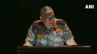 PoK और गिलगित बाल्टिस्तान हमारा है, उस पर पाकिस्तानी आतंकियों का कब्जा है: सेना प्रमुख बिपिन रावत