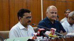 Delhi Assembly Election 2020: टिकट न मिलने पर पार्टी छोड़ने लगे आप विधायक