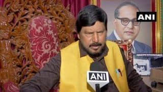 'Shiv Sena Should Accept Deputy CM's Post For Aaditya Thackeray,' Says Athawale