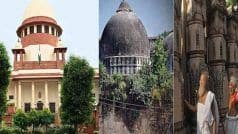 अयोध्या मामला: नक्शा फाड़ना राजीव धवन को पड़ सकता है महंगा! कार्रवाई के लिए बार काउंसिल पहुंची हिंदू महासभा