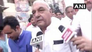 Haryana Assembly Election 2019: Bhupinder Singh Hooda Wins From Garhi Sampla Kiloi Seat