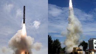 ब्रह्मोस मिसाइल का किया गया सफल परीक्षण, 400 किमी की है मारक क्षमता