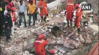 Gujarat: Two Dead, Five Escape as Building Collapses During Demolition Work in Vadodara
