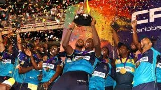 CPL 2019 Final: Jonathan Carter, Ashley Nurse Star as Barbados Tridents Beat Guyana Amazon Warriors to Lift Second Caribbean Premier League Title