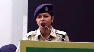 'We Respect Human Rights,' Clarifies CRPF After Woman Constable's 'Fiery Speech' Triggers Row