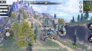 How to fly a helicopter properly in Call of Duty: Mobile