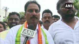 Puducherry Assembly Bypoll Result 2019: Congress-DMK Candidate John Kumar Wins Kamaraj Nagar Assembly by Margin of 7170 Votes